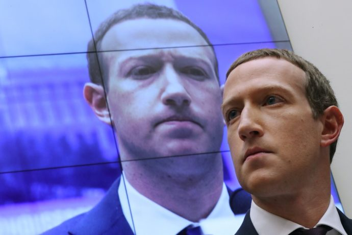 Mark Zuckerberg under fire from his own employees