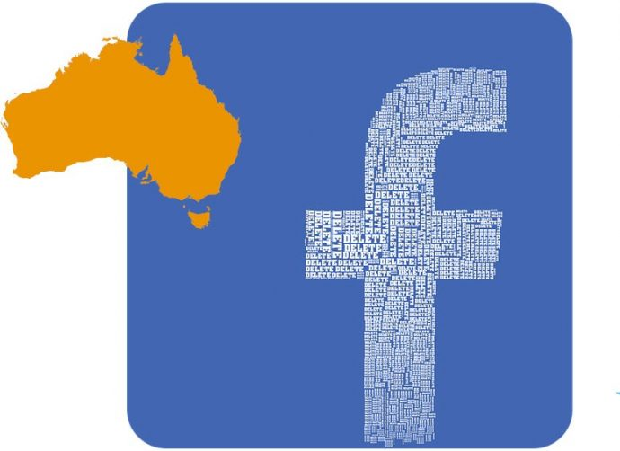 Facebook will stop Australians from posting news.