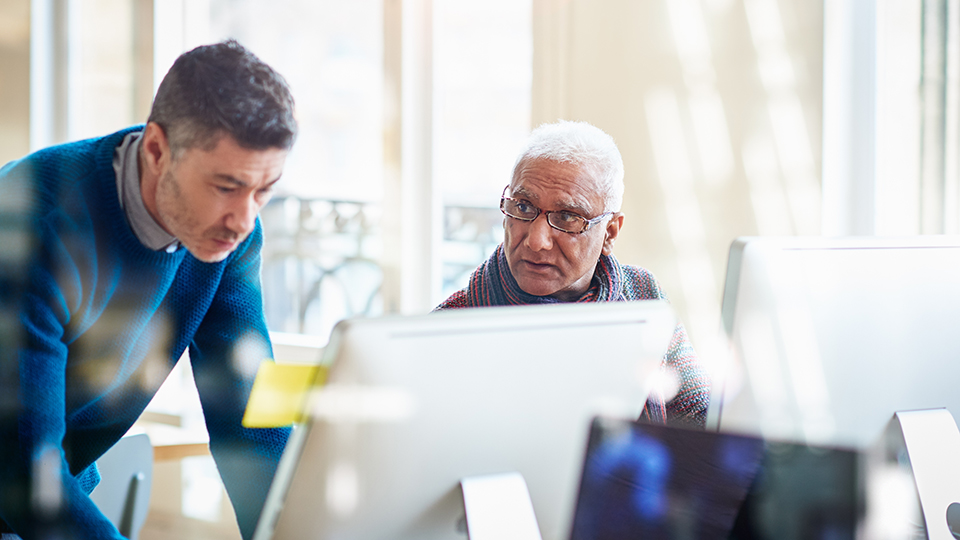 How to successfully support an ageing workforce