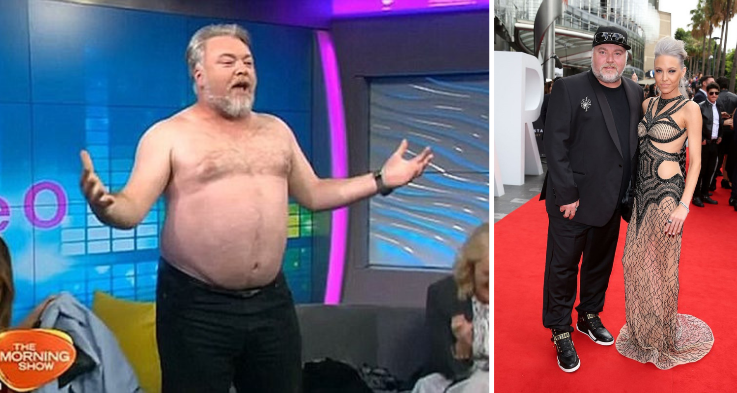 Kyle Sandilands is on a strict no sugar diet to slim down | New Idea  Magazine