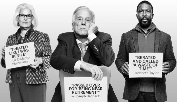 Forgotten but not gone. Ageism in Advertising & Marketing (Part One)
