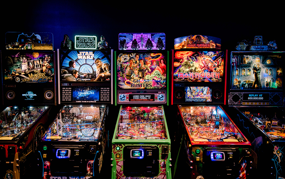 Gear Up, An 80s-Inspired Gaming Arcade Has Opened On The Coast   Urban List  Gold Coast