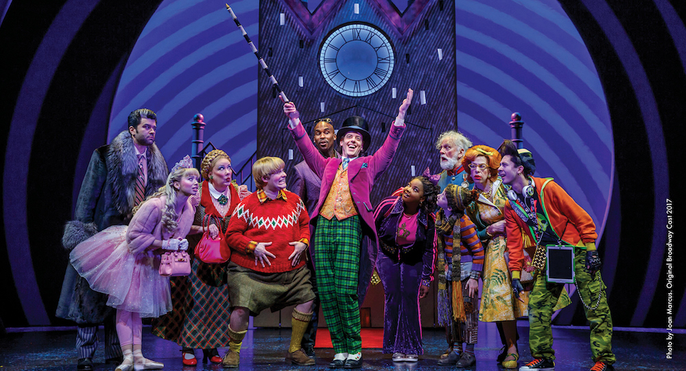 Charlie and the Chocolate Factory' comes Down Under