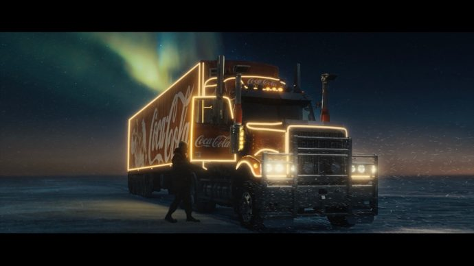 A Dad Takes a Heroic Journey to the North Pole in Coca-Cola's Epic 2020 Holiday Ad.