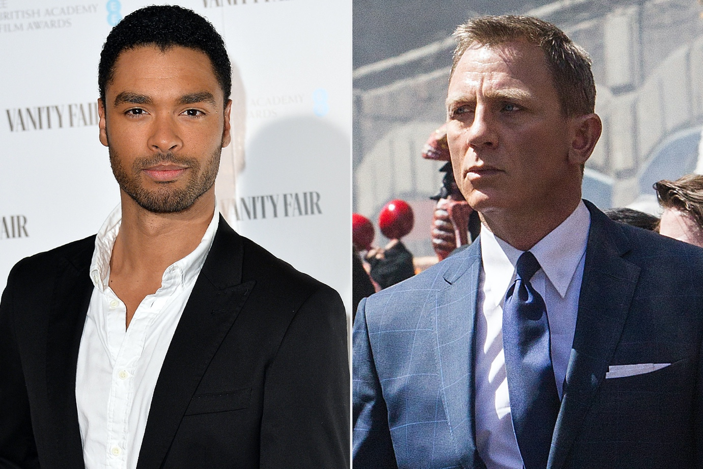 Bridgerton's Regé-Jean Page addresses James Bond rumors | EW.com