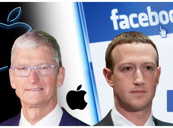 Why Facebook And Apple Are Fighting Over Your Privacy